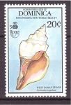 Sellos de America - Dominica -  V Centenario Descubrimiento
