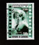 Stamps : Asia : Cambodia :  Jeanette MacDonald