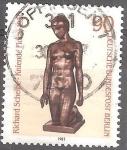 Sellos del Mundo : Europa : Alemania : Esculturas del siglo XX.