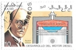Stamps : Africa : Morocco :  personaje