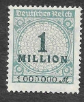 Sellos de Europa - Alemania -  281 - Número
