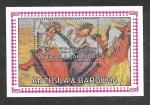 sellos de America - Antigua y Barbuda -  791 - 150º Aniversario del Nacimiento de Edgar Degas