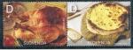 Stamps : Europe : Slovenia :  Plato gastr.