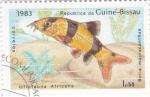 Stamps : Africa : Guinea_Bissau :  PEZ BOTIA