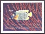 Stamps : Asia : Maldives :  Pez Angel