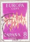Sellos del Mundo : Europa : España :  Europa (C.E.P.T.)