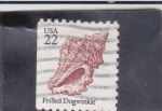 Stamps : America : United_States :  CARACOLA