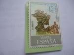 Stamps : Europe : Spain :  ED:ES-SH 316 - España, Colonias - Centenario de la Unión Postal Universal - Monumento a la U.P.U.