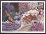 Stamps Grenada -  Crustaceo