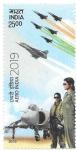 Stamps Asia - India -  aero india 2019