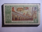 Stamps : Europe : Russia :  URSS- Komsomolskaya - Koltsevaya - Metro-Estación - Metro de Moscú
