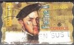 Sellos del Mundo : Europa : España : Centenario(Felipe II).