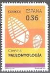 Sellos del Mundo : Europa : España : «Ciencia»Paleontología.