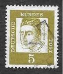 de Europa - Alemania -  824 - San Alberto Magno