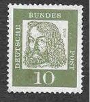 de Europa - Alemania -  827 - Alberto Durero