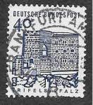Sellos de Europa - Alemania -  908 - Edificios Alemanes a través de 12 Siglos