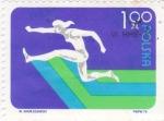 Stamps Poland -  Carrera de obstáculos femeninos