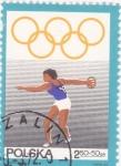 Stamps Europe - Poland -  OLIMPIADA