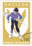 Stamps Europe - Romania -  DACIADA
