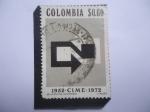 de America - Colombia -  Cime - Signet - Serie: Migración Intergubernamental.