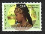Stamps America - Honduras -  Biosfera del Río Plátano