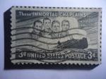 Stamps America - United States -  S.S. Dorcherter -