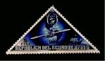 Stamps Ecuador -  INTERCAMBIO