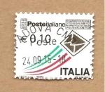 Stamps Europe - Italy -  INTERCAMBIO