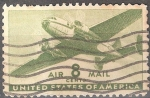 de Europa - Alemania -  avión de transporte.