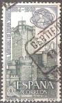 de Europa - España -  CASTILLO DE LA MOTA - FERIA MUND NEW YORK .