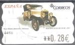de Europa - España -  AMTS Museo Historia Automocion Salamanca.
