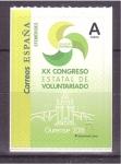 Stamps : Europe : Spain :  XX Congreso Estatal de Voluntariado