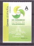 Sellos del Mundo : Europa : España : XX Congreso Estatal de Voluntariado