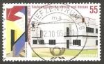 Sellos del Mundo : Europa : Alemania : 2218 - Edifico de Meisterhausser, de Dessau