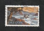 Sellos del Mundo : America : Estados_Unidos : 4137 - Estado de Oregon