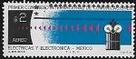 Sellos de America - México -  I Congreso Internacional de Comunicaciones Eléctricas y Electrónica