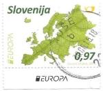 Sellos de Europa - Eslovenia -  Europa