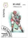 sellos de Europa - Bielorrusia -  deportes