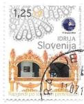 Sellos del Mundo : Europa : Eslovenia : idrija