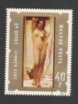 Stamps : Asia : Hong_Kong :  Bañista