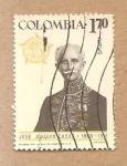 Sellos del Mundo : America : Colombia : PERSONAJE