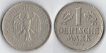 monedas de Europa - Alemania -  1 DEUTSCHE MARK