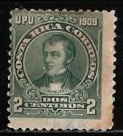 Stamps America - Costa Rica -  Costa Rica-cambio