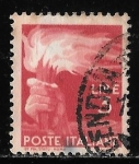 Stamps Europe - Italy -  Italia-cambio