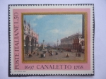 Stamps Europe - Italy -  Pintura