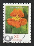 Stamps Germany -  Flor