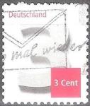 Stamps : Europe : Germany :  Valor adicional.