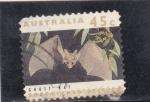 Sellos del Mundo : Oceania : Australia : MURCIELAGO