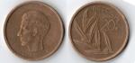 monedas de Europa - Bélgica -  20 FRANCOS