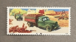 Stamps China -  Camiones